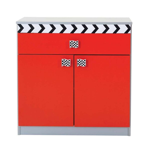 Alaia 3 Drawer Chest by Zoomie Kids