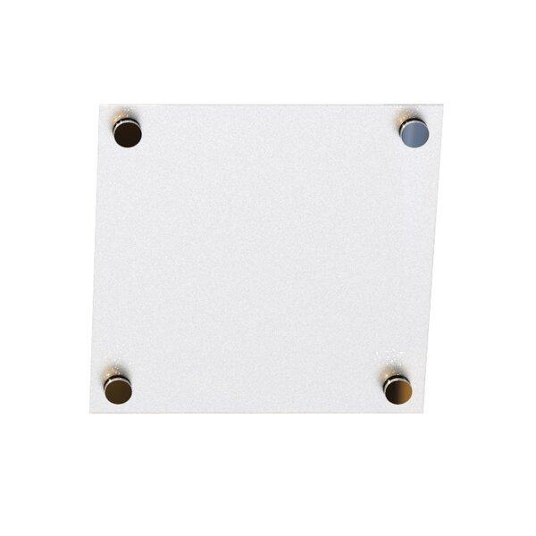 Enlighten Wall Mounted Glass Board by Best-Rite®