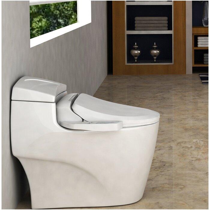 Brilliant Ultimate Advanced Round Toilet Seat Bidet Machost Co Dining Chair Design Ideas Machostcouk