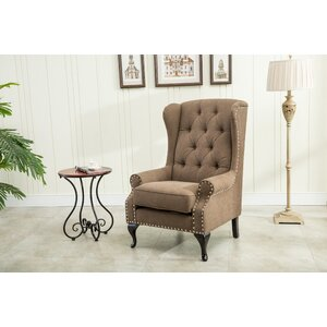 Wingback Chair by Best Quality Furniture