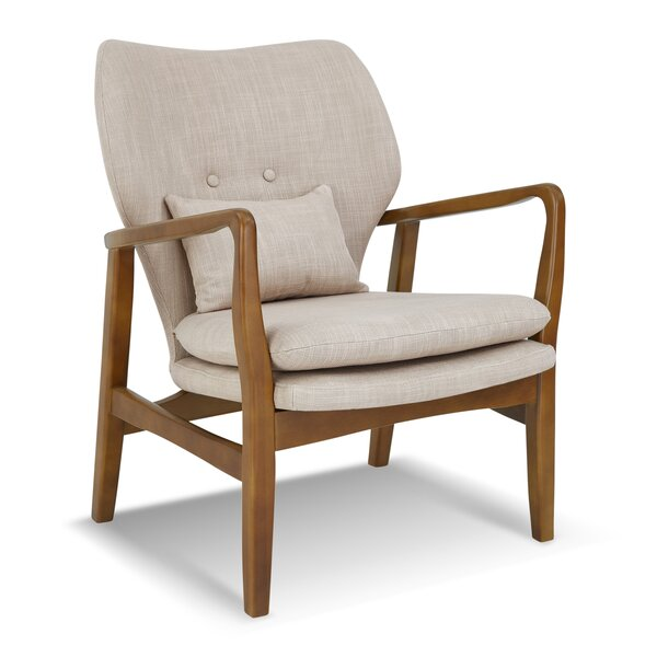 Alson Armchair by Corrigan Studio