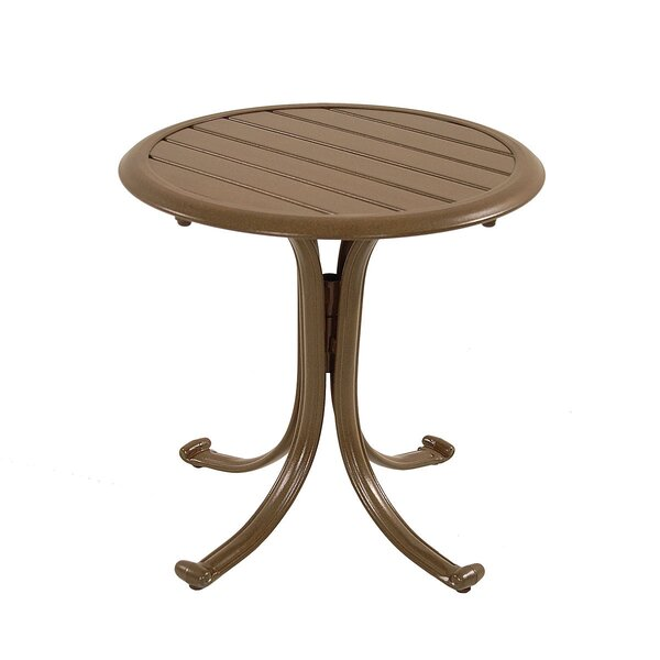 Island Breeze Metal Side Table by Panama Jack Outdoor