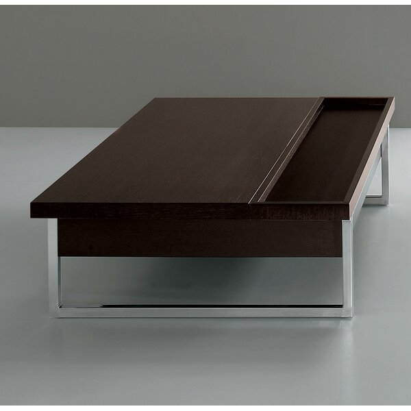 Midtown Lift Top Coffee Table with Storage by YumanMod