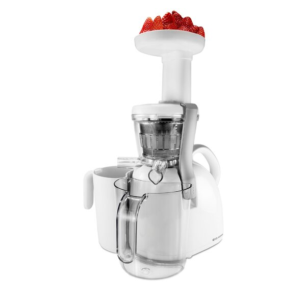 Healthy Press Slow Juicer by Big Boss