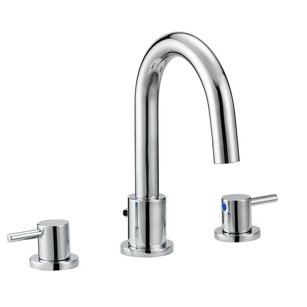 Eastport Widespread Bathroom Faucet with Drain Assembly by Design House