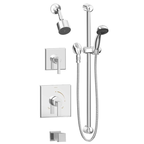 Duro Diverter Complete Shower System By Symmons