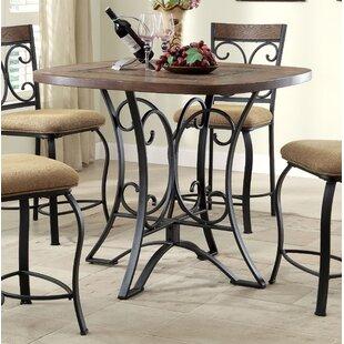 Big Save Tyngsborough Counter Height Dining Table ByFleur De Lis Living