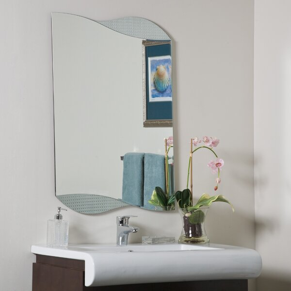 Cherryl Wall Mirror by Orren Ellis