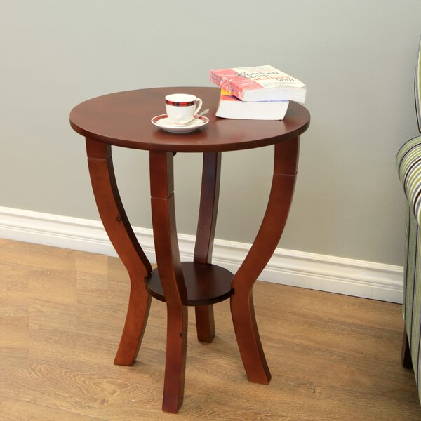 Craigy Hall End Table By Alcott Hill