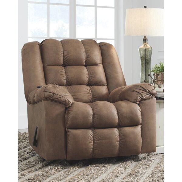 Pinson Reclining Massage Chair Red Barrel Studio W001066578