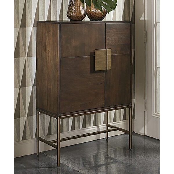 Cipriano Bar Cabinet by Foundry Select Foundry Select