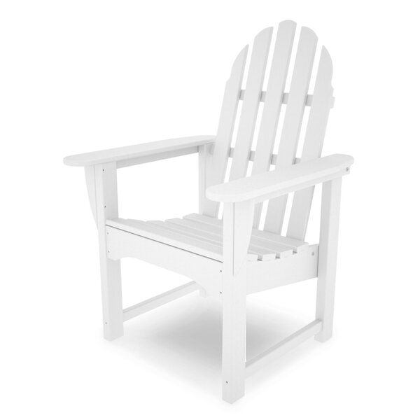 Classic Adirondack Dining Chair by POLYWOOD®