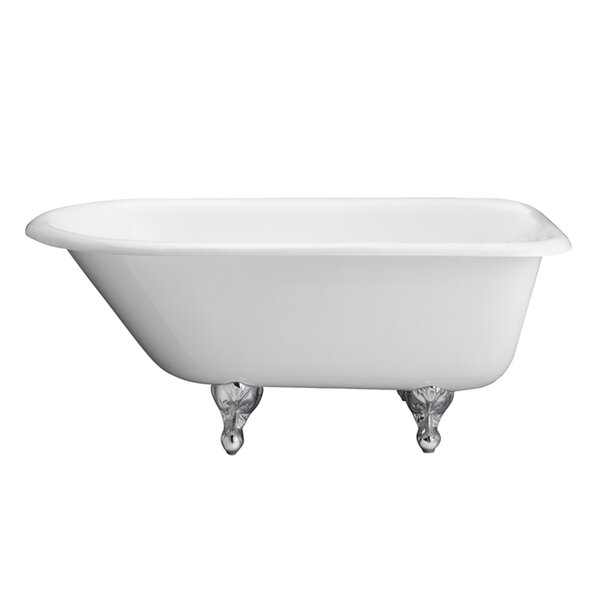 54 x 30 Freestanding Soaking Bathtub by Cahaba Classics
