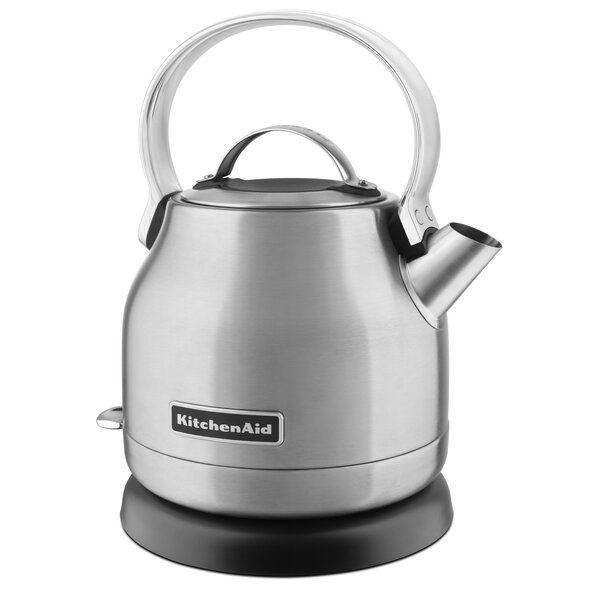 1.32 Qt. Stainless Steel Electric Tea Kettle by KitchenAid