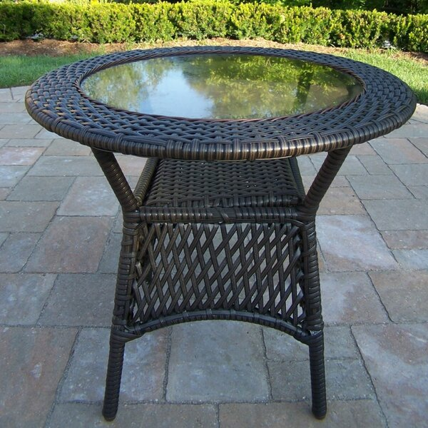 Kingsmill Side Table by Rosecliff Heights