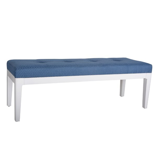 Pari Upholstered Bench by Porthos Home