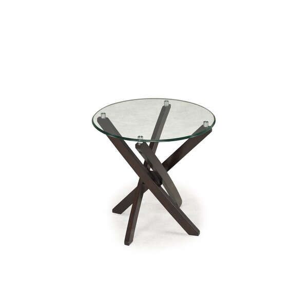 Xenia End Table by Magnussen Furniture