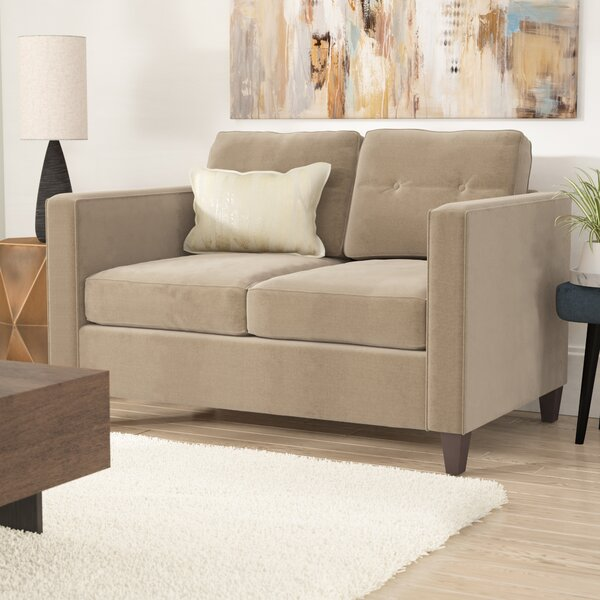 Best #1 Serta Upholstery Dengler Loveseat By Ebern Designs Coupon