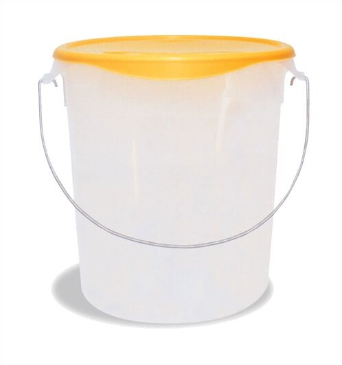 Round 704 Oz.Food Storage Container by Rubbermaid Commercial Products