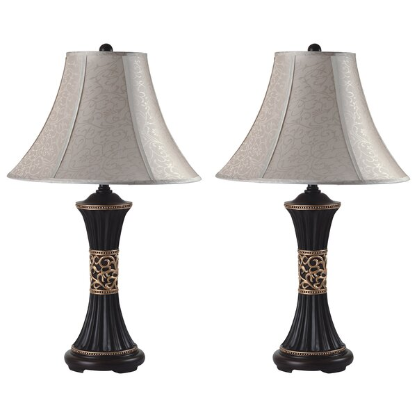 Royston 28 Table Lamp (Set of 2) by Milton Green Star
