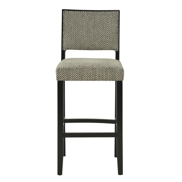 Keyon Contemporary 30 Bar Stool by MistanaKeyon Contemporary 30 Bar Stool by Mistana