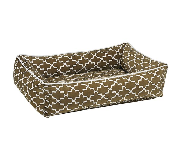 Urban Lounger Dog Bed by Bowsers