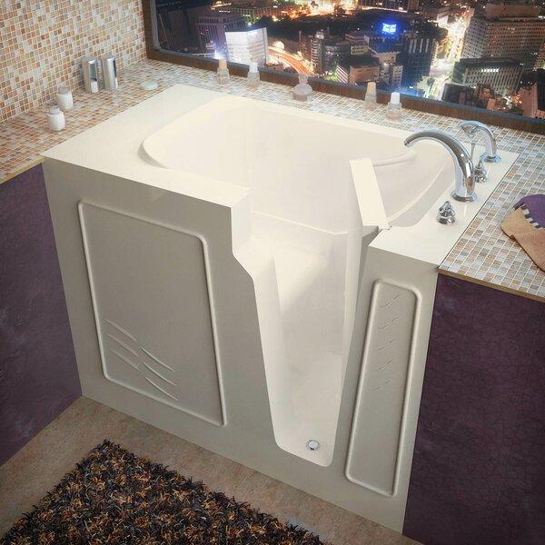 Flagstaff 52 x 29 Walk-In Bathtub by Therapeutic Tubs