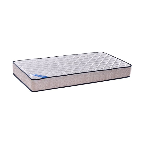 Pocketed Coil 8 Medium Innerspring Mattress by Alwyn Home