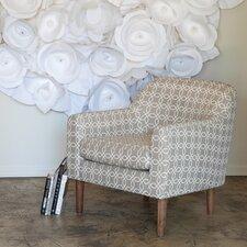Chelsea Retro Armchair by Latitude Run