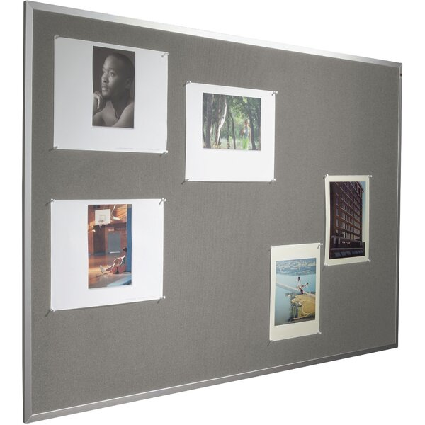 Fab-Tak Wall Mounted Bulletin Board by Best-Rite®