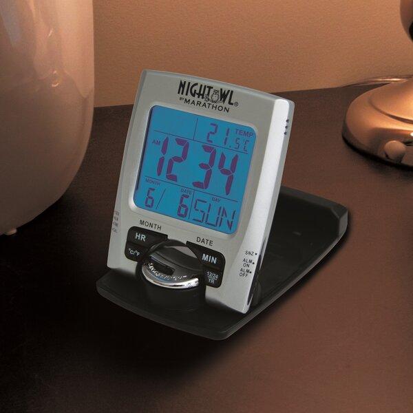 Alarm Clock by Marathon Watch Company