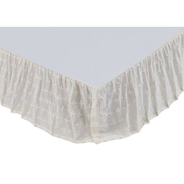 Adella Bed Skirt by Lark Manor