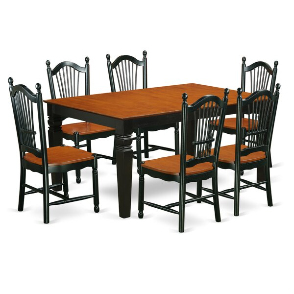 Belcourt 7 Piece Dining Set by Darby Home Co