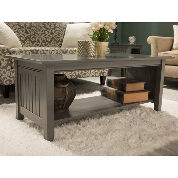 Glenni Coffee Table by Highland Dunes