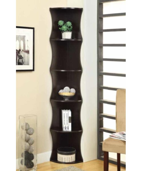 Trussell Corner Unit Bookcase by Winston Porter