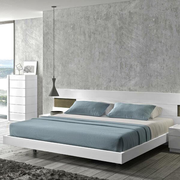 Brackenridge Platform Bed by Wade Logan