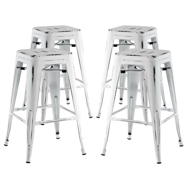 Ashlyn 30 Bar Stool (Set of 4) by Williston Forge