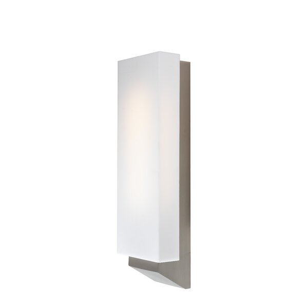 Sentinal 1-Light LED Wall Sconce by Woodbridge Lighting