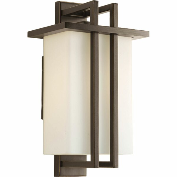 Triplehorn Outdoor Flush Mount by Alcott Hill