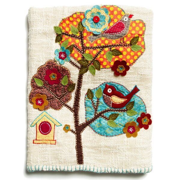 Cara Cotton Throw by Amity Home