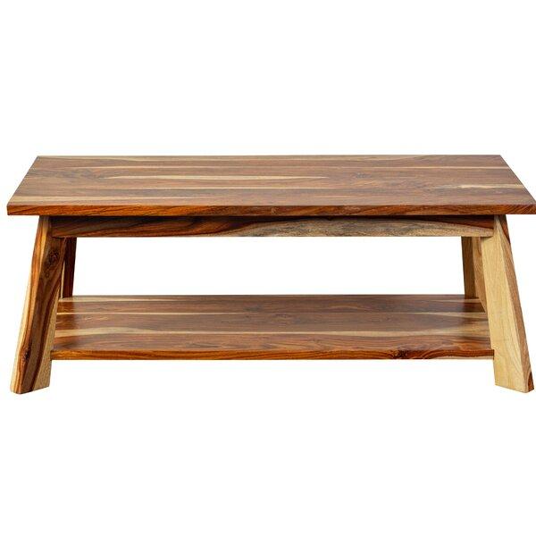 Cassidy Coffee Table by Loon Peak Loon Peak