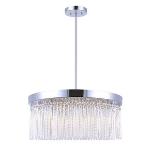 Harrell 6-Light Chandelier by House of Hampton
