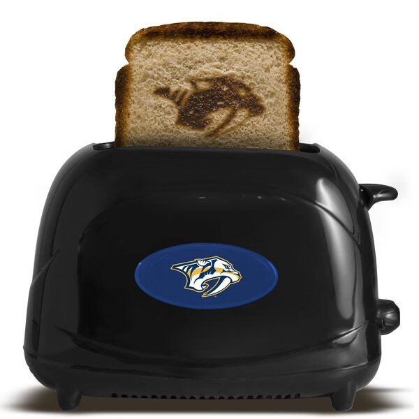 NHL 2-Slice ProToast Elite Toaster by Pangea Brands