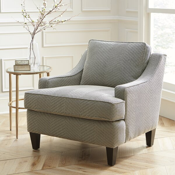 George Armchair by DwellStudio