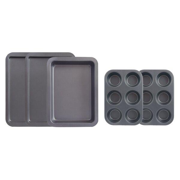 5 Piece Non-Stick Bakeware Set by Range Kleen