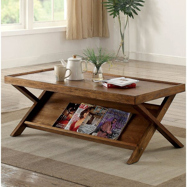 Amandari Farmhouse Coffee Table by Gracie Oaks