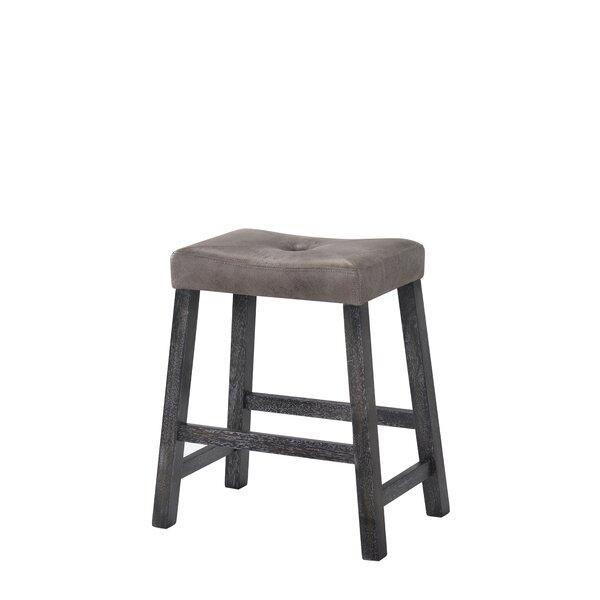 Kenzo Bar Stool (Set of 4) by Gracie Oaks