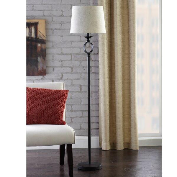 Ebbert 60 Floor Lamp by Charlton Home
