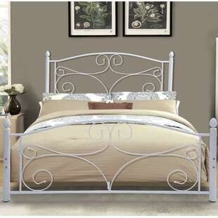 Thao Panel Bed by August Grove