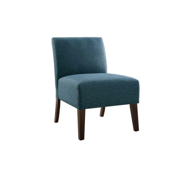 Finnerty Slipper Chair by Wrought Studio